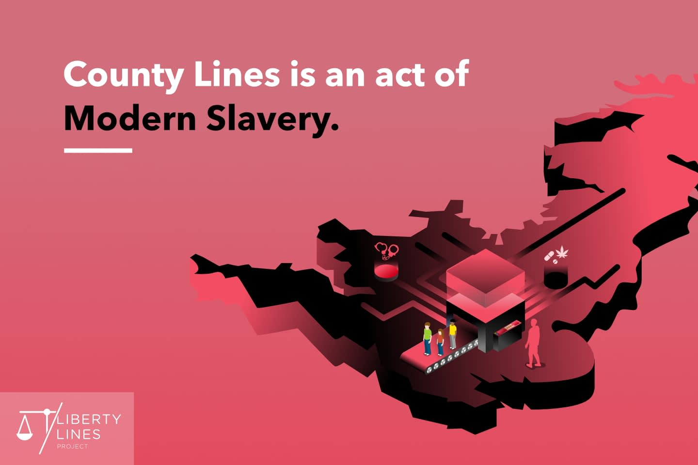 What is County Lines?  A Modern Act of Slavery
